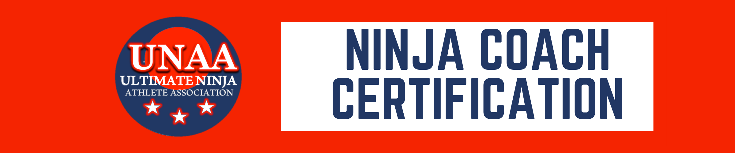 World OCR - OCR Ninja Coach Certification